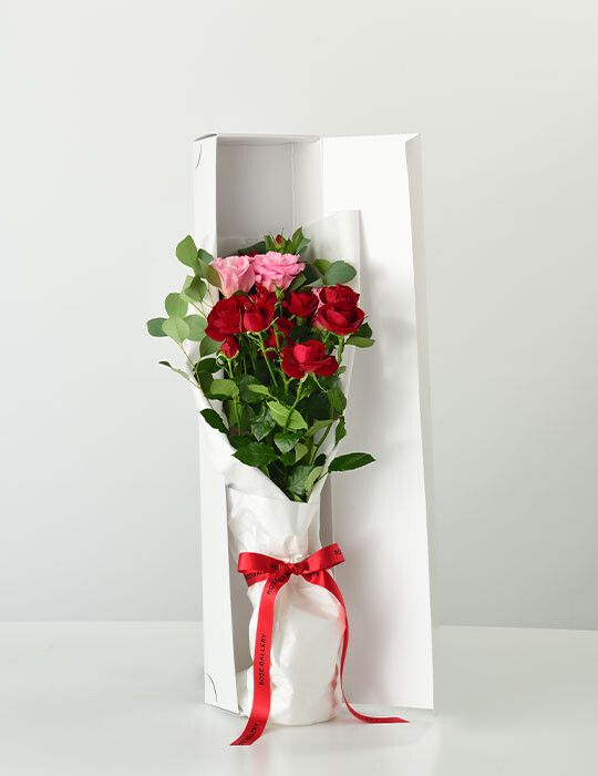 Mather's Day Bouquet Elegance Rose