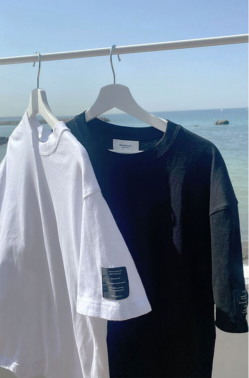 MAVIMOON Tag T-shirt